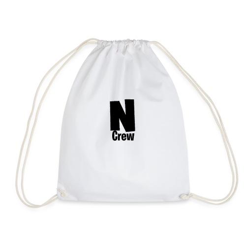 NoahCrew (schwarz) - Turnbeutel