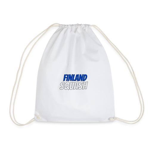 Squash Finland - Drawstring Bag