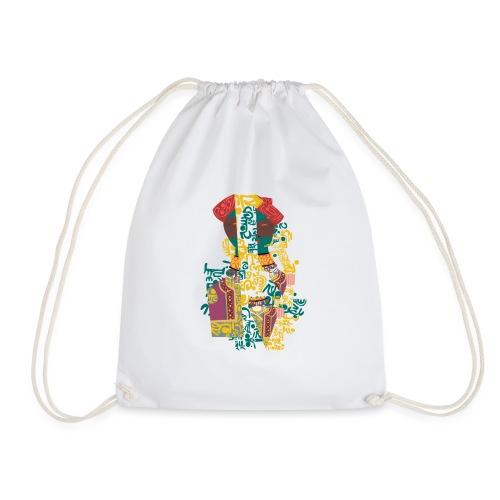 G'sab - Tunisia Today - Drawstring Bag
