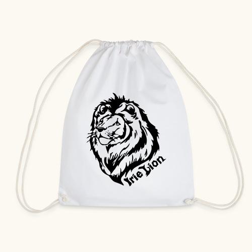 Irie Lion - Lion Rastafari - Sac de sport léger