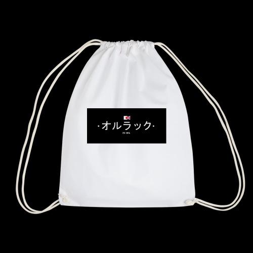 toyko - Drawstring Bag