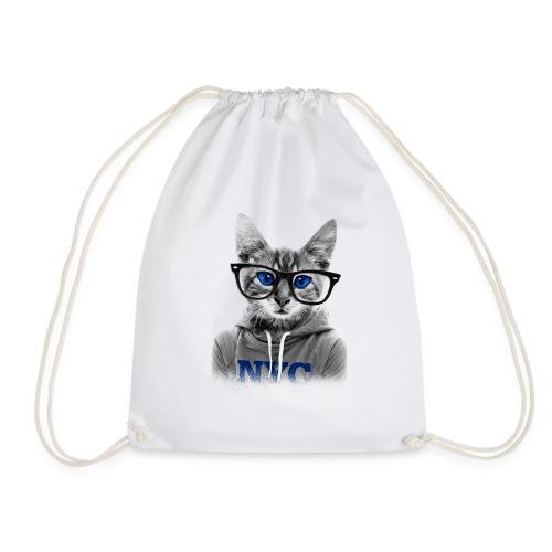 Katze - Turnbeutel