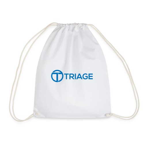 Triage - Drawstring Bag