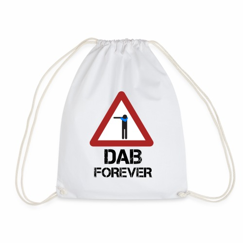 Dab Forever Red - Sacca sportiva