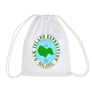 Oak Island Money Pit Expedition - Drawstring Bag