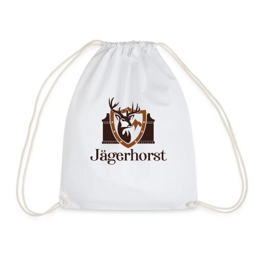 Jägerhorst Logo - Turnbeutel