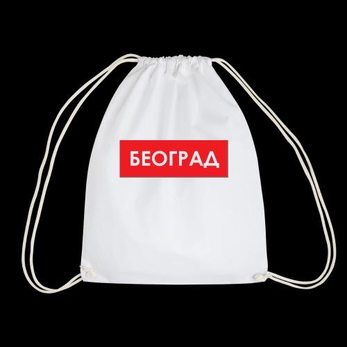 Beograd - Utoka - Turnbeutel