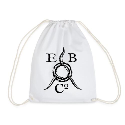 EBCwhite - Drawstring Bag