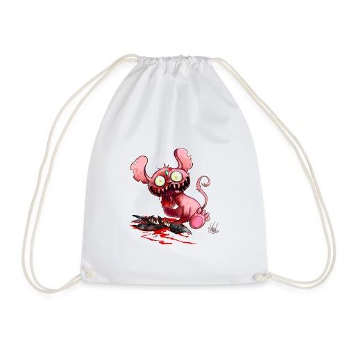 Hungry little Monster - Turnbeutel
