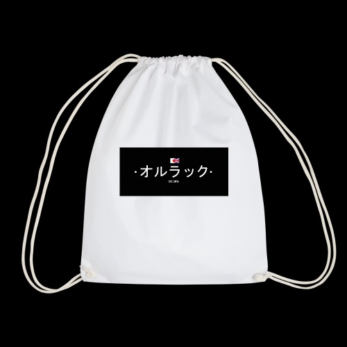 toyko - Drawstring Bag