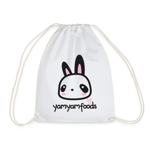 Yam Yam Panda-Hase - Turnbeutel
