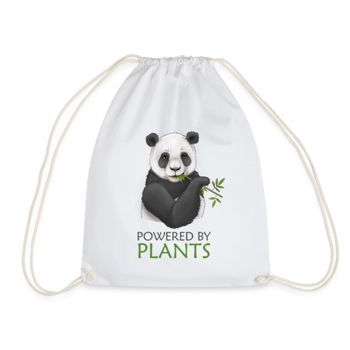 Panda 2 Plantbased - Gymnastikpåse