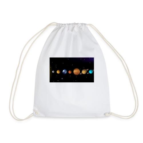 Sonnensystem - Turnbeutel