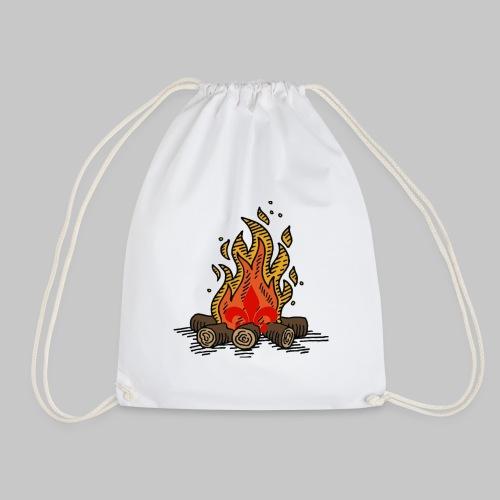 The Campfire line - Gymbag