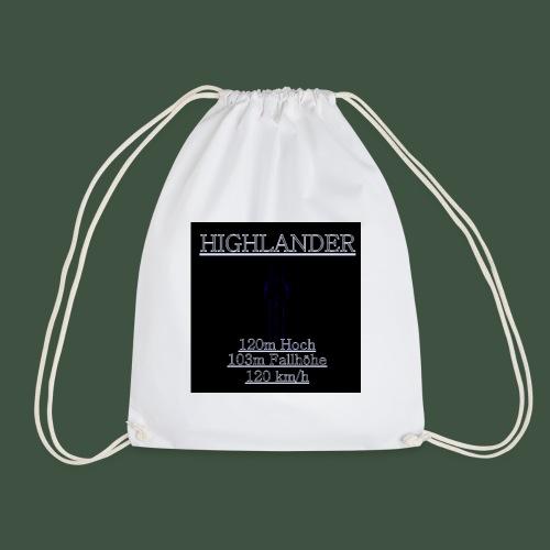 Highlander fashion - Turnbeutel