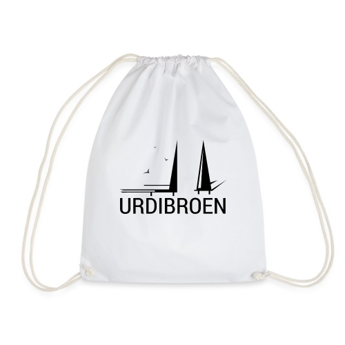 Urdibroen Coffee mug, white - Gymbag
