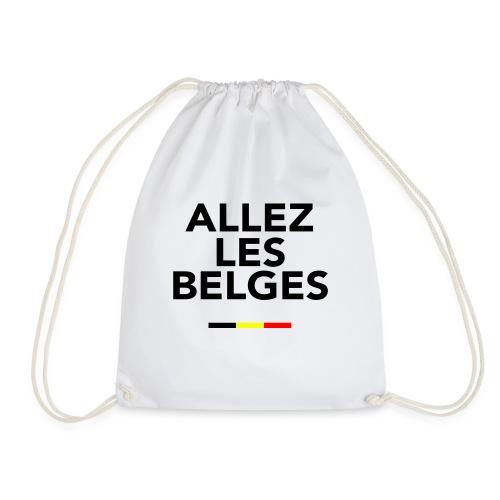 allez les Belges! - Sac de sport léger