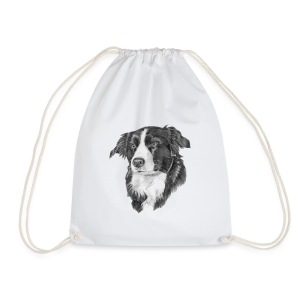 border collie S - Sportstaske