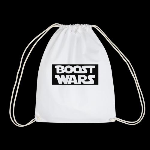 Boost Wars - Turnbeutel
