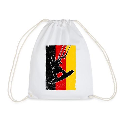 Kitesurfer Germany - Turnbeutel