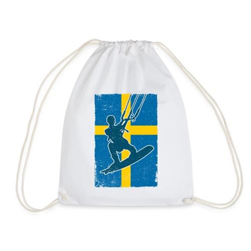 Kitesurfer Sweden - Turnbeutel