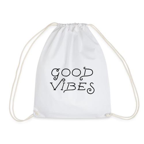 good vibes - Turnbeutel