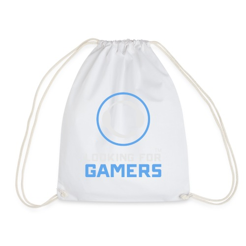 Dark Logo - Drawstring Bag