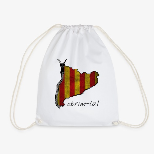 catalunyacremalleranegreg - Mochila saco