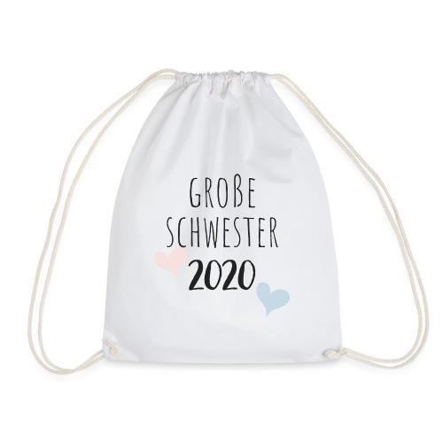Große Schwester 2020 - Turnbeutel