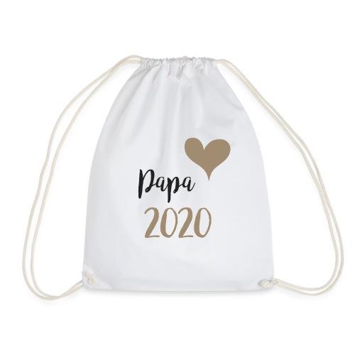 Papa 2020 - Turnbeutel