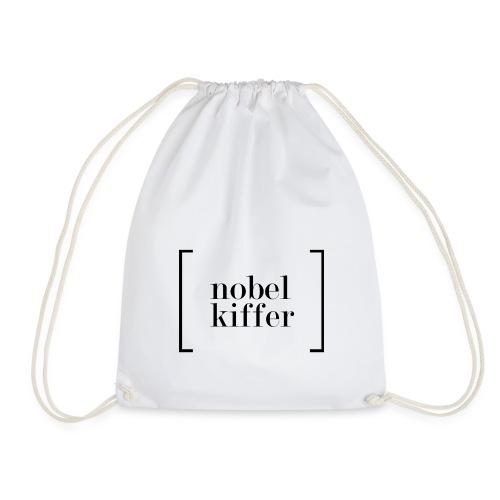Nobelkiffer Logo Original - Turnbeutel