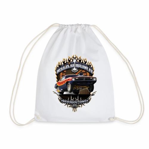Barracuda Road Burn - Drawstring Bag