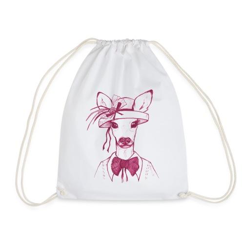 Oh Deer – High Fashion - Turnbeutel