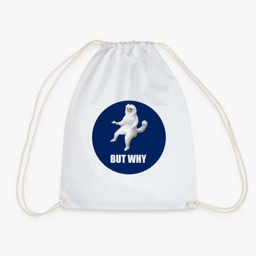 BUTWHY - Drawstring Bag