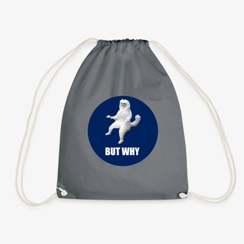 BUTWHY - Drawstring Bag
