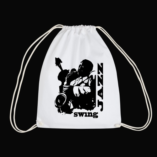 saxofonista - Mochila saco