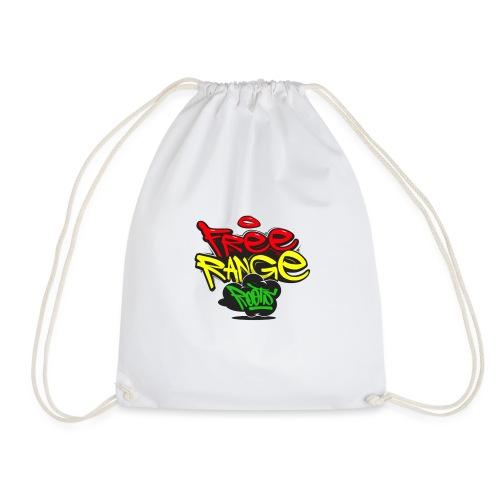 Freerange_Roots - Drawstring Bag