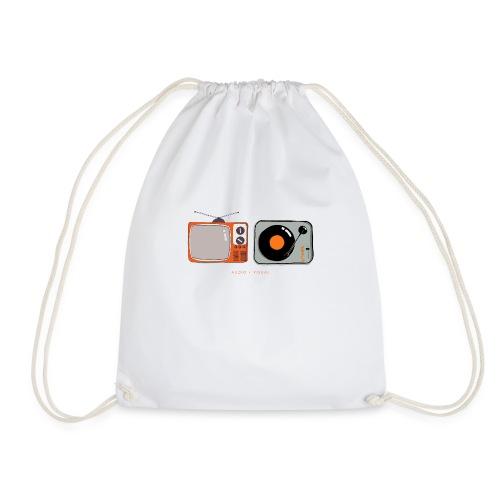 Audio / Visual - Drawstring Bag