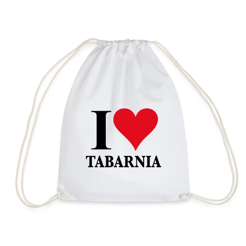 I love Tabarnia - Drawstring Bag