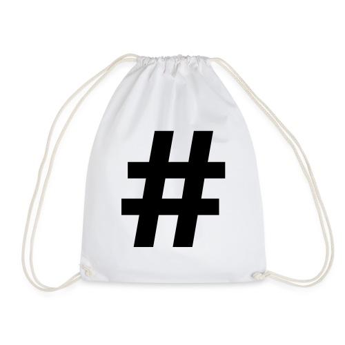 #Hashtag - Gymtas