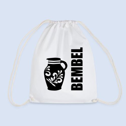 Frankfurter Bembel - Hessen - Turnbeutel