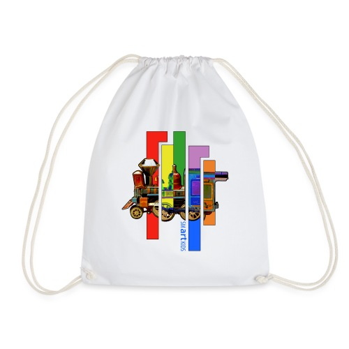 smARTkids - Coco Locomofo - Drawstring Bag