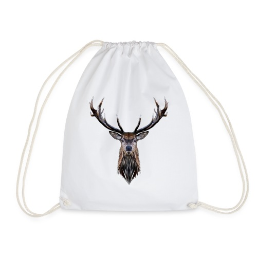 Stag - Drawstring Bag