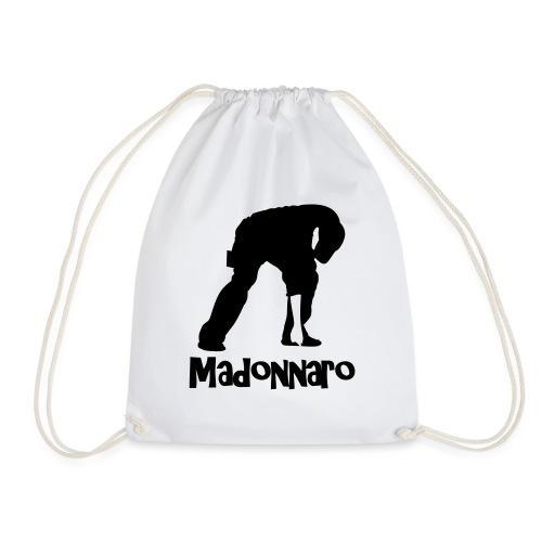 simpler version for logo - Drawstring Bag