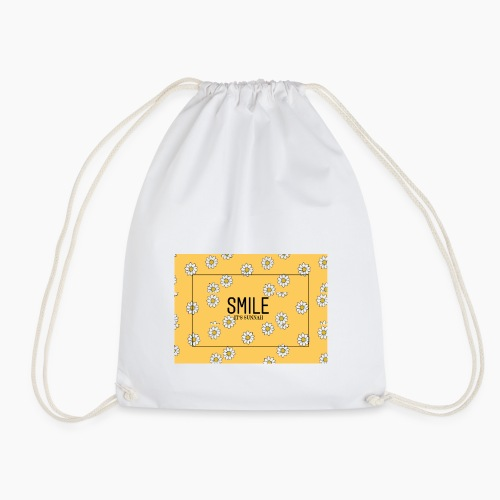 SMILE ITS SUNNAH - Sacca sportiva