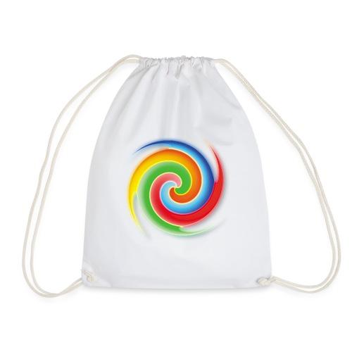 deisold rainbow Spiral - Turnbeutel