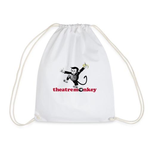 Sammy with Jazz Hands! - Drawstring Bag
