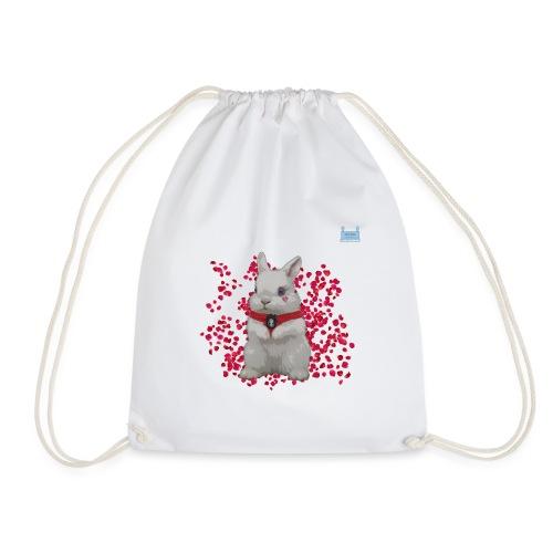 Chic Bunny - Drawstring Bag