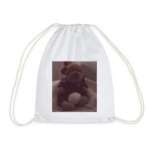 Teddy brov - Drawstring Bag