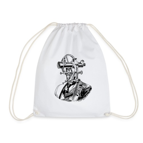 Theodolite Head v2 - Drawstring Bag